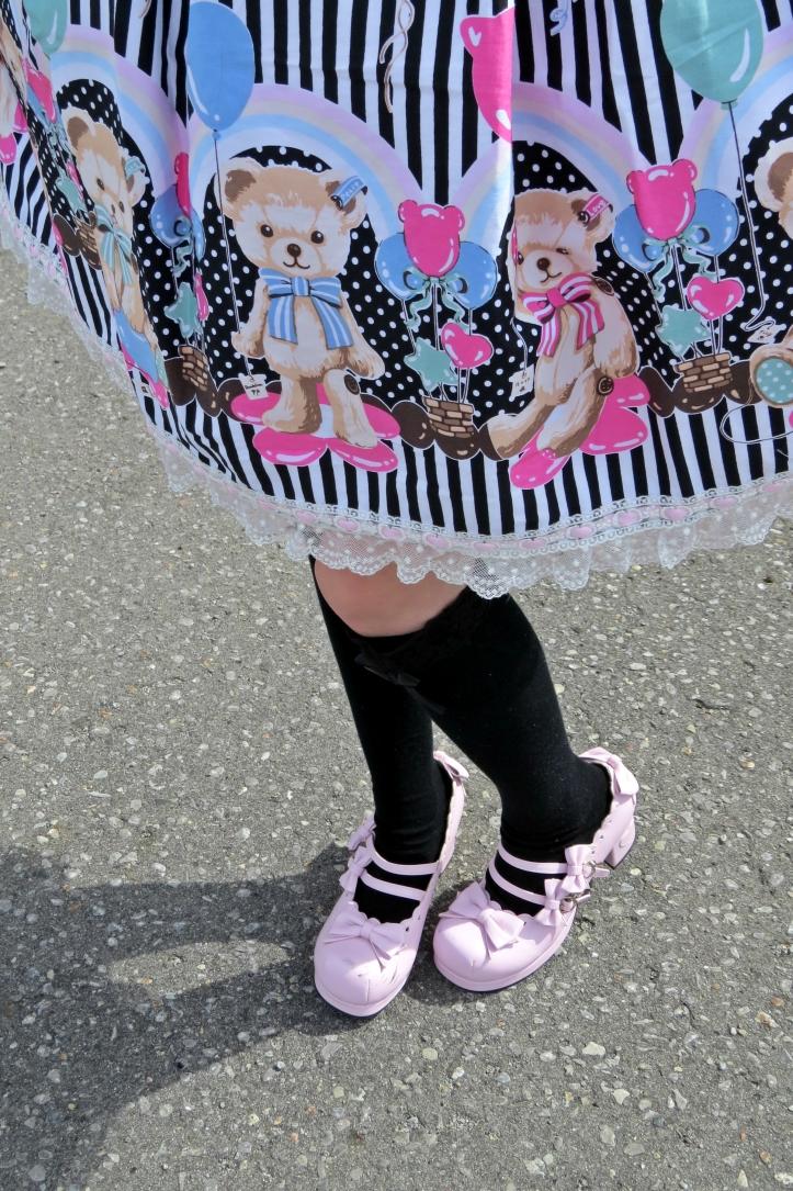 sock skirt